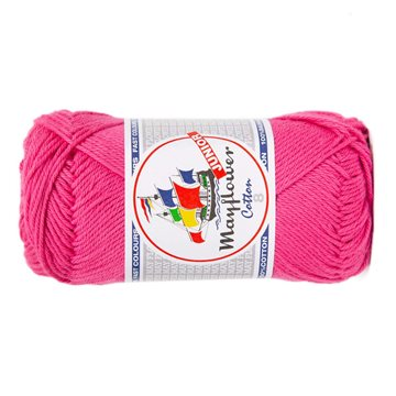 116 Candy pink - Mayflower junior bomuld 8/4